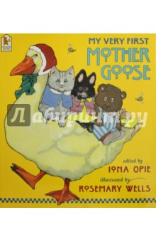 My Very First Mother Goose  (PB)