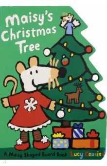 Maisys Christmas Tree  (board book)
